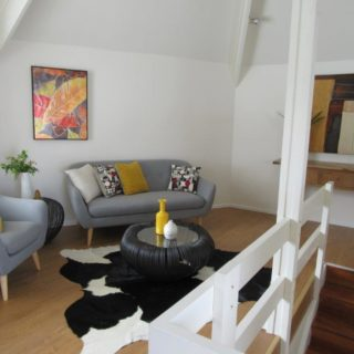 Homestaging difficult spaces, Central Auckland