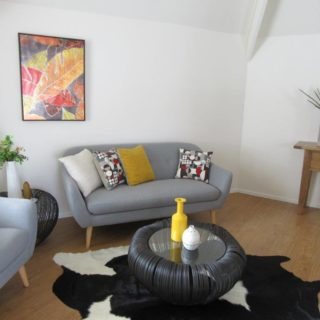Homestaging difficult spaces, Auckland