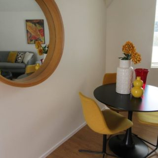 Homestaging difficult spaces