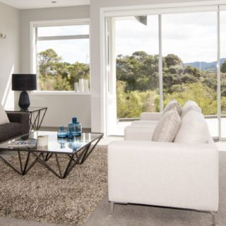 Colours of Nature - home staging - family room