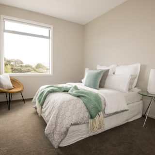 Colours of Nature - home staging - bedroom